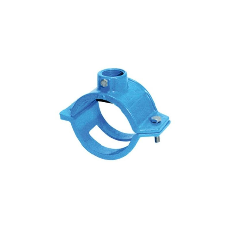 Collier prise charge fonte 63 55/300 elevage porc