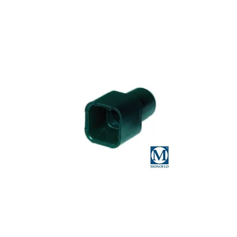 Adaptateur tube rond 26-6 tube carre 22 Volaille