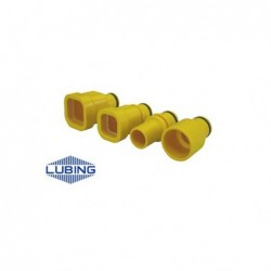Carre rond reducteur tube 22 LUBING 3303 Volaille
