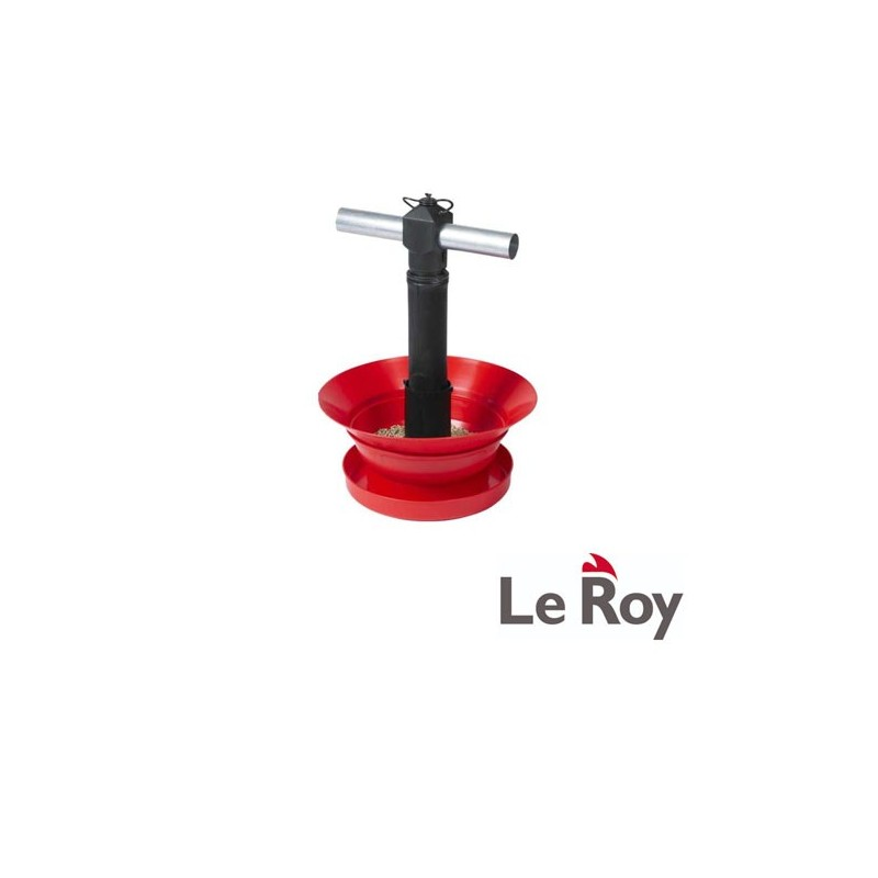 mangeoire courte polyvalente multibeck leroy volailles